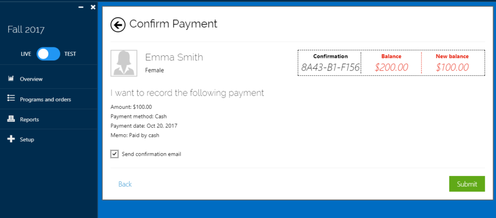 take-a-payment-send-confirmation-email